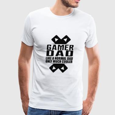 Gamer Gaming - Men's Premium T-Shirt