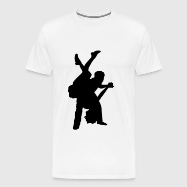 dancers 1 - Men's Premium T-Shirt