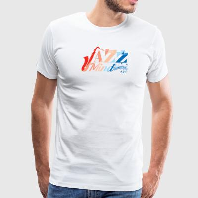 03 JAZZ MIND - Men's Premium T-Shirt