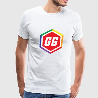 gaygooners arsenal - Men's Premium T-Shirt
