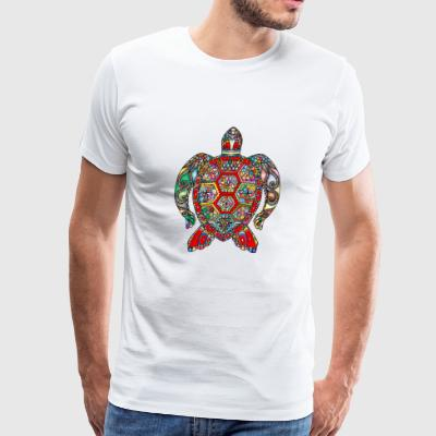 sea turtle - Men's Premium T-Shirt