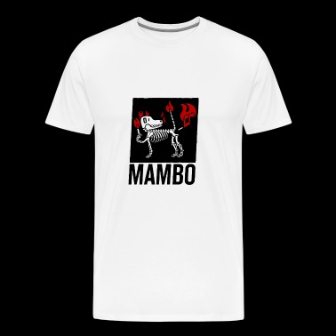 mambo music - Men's Premium T-Shirt