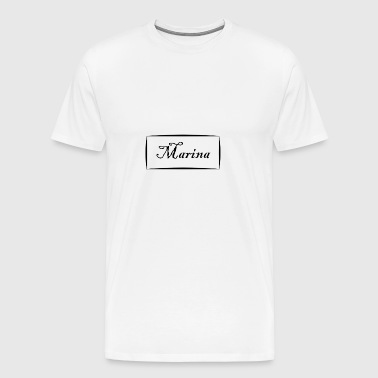 Marina - Men's Premium T-Shirt