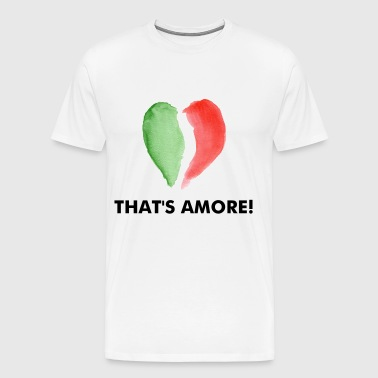 ITALIAN LOVE - Men's Premium T-Shirt