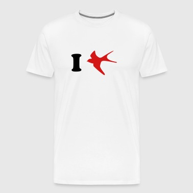 I Swallow - Men's Premium T-Shirt
