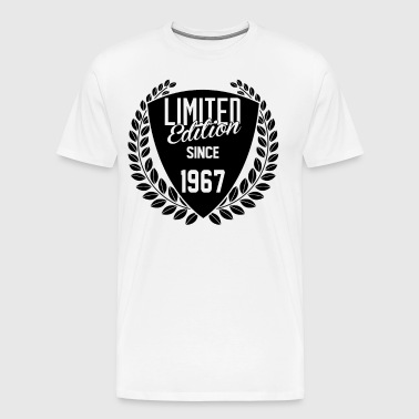 Limited Edition Since 1967 - Men's Premium T-Shirt