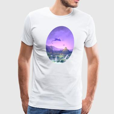 Atlantis Dreaming - Men's Premium T-Shirt
