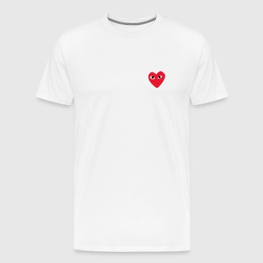eye Heart - Men's Premium T-Shirt