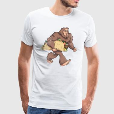 Big Foot Love - Men's Premium T-Shirt