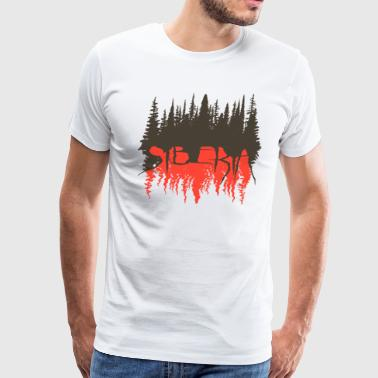 Dark Siberia - Men's Premium T-Shirt