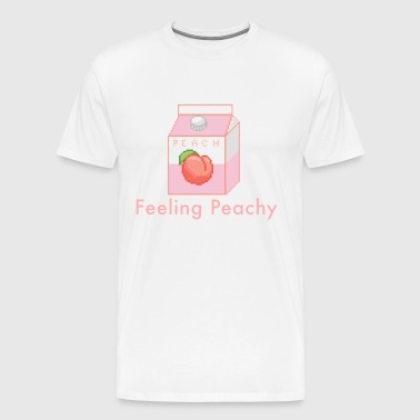 Feeling Peachy - Men's Premium T-Shirt