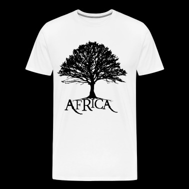 AM: My Africa Root - Men's Premium T-Shirt