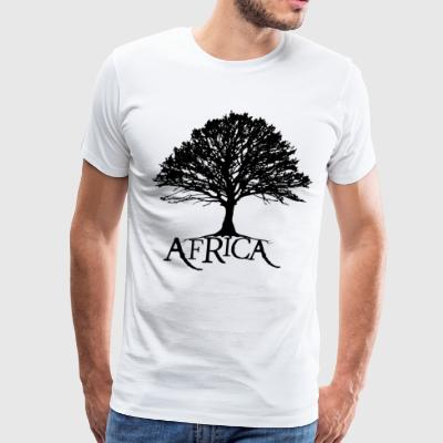 My Africa Root - Men's Premium T-Shirt