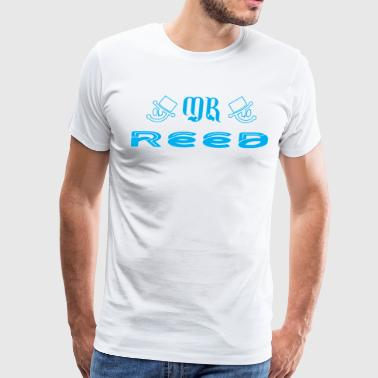 Mr Reed - Men's Premium T-Shirt