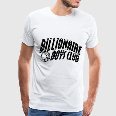 Billionaire boys club hip hop - Men's Premium T-Shirt
