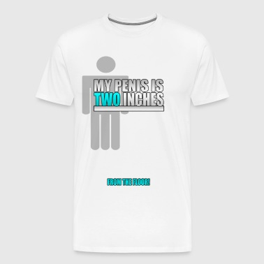 Two inches - Men's Premium T-Shirt