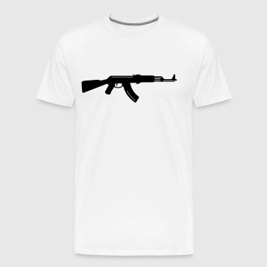AK - 47 - Men's Premium T-Shirt