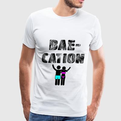 BAE-CATION - Men's Premium T-Shirt
