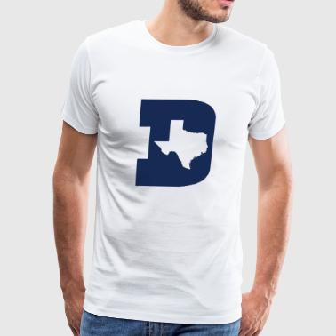 dallas nfl - Men's Premium T-Shirt
