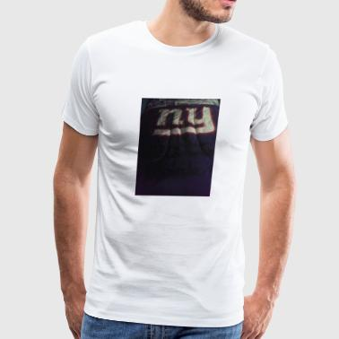 NY giants - Men's Premium T-Shirt