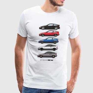 Five CRX 1 - Men's Premium T-Shirt