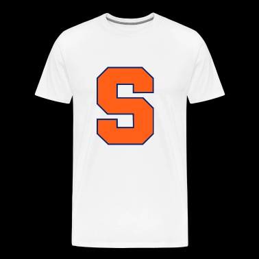 Syracuse Orange - Men's Premium T-Shirt