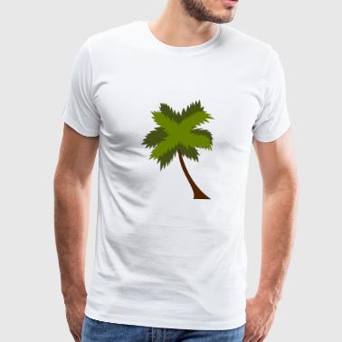 Exotic Tree - Men's Premium T-Shirt