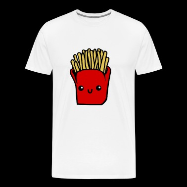 Cartoon Chips - Men's Premium T-Shirt