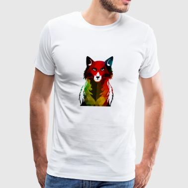 FOX FUCHS - Men's Premium T-Shirt