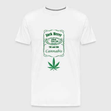 jack herer - Men's Premium T-Shirt
