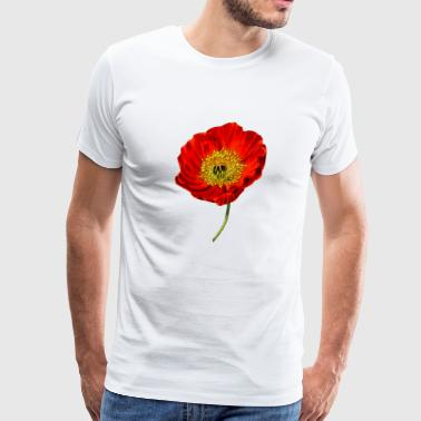 Flower designs - Men's Premium T-Shirt