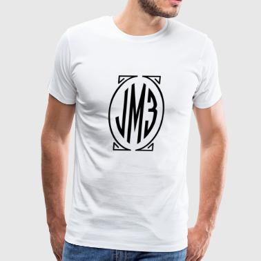 john mayer trio - Men's Premium T-Shirt