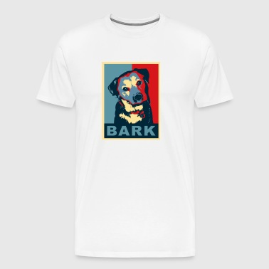 Bark! T - Men's Premium T-Shirt