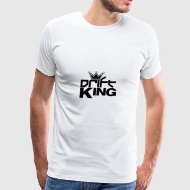 drift king - Men's Premium T-Shirt