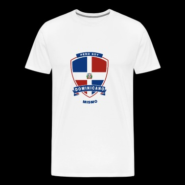 Camiseta Perfecto Dominicano - Men's Premium T-Shirt