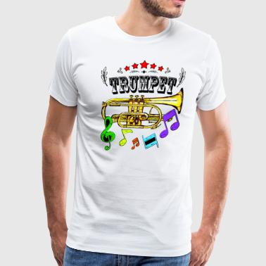 Musical4 - Men's Premium T-Shirt