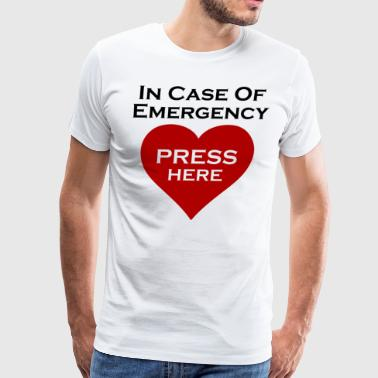 CPR SHIRT - Men's Premium T-Shirt
