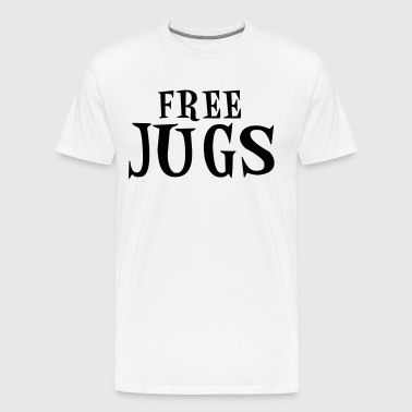 free jugs - Men's Premium T-Shirt