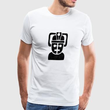 Cyberman - Men's Premium T-Shirt