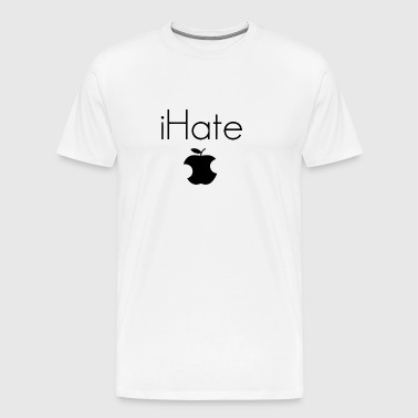 I Hate - Men's Premium T-Shirt