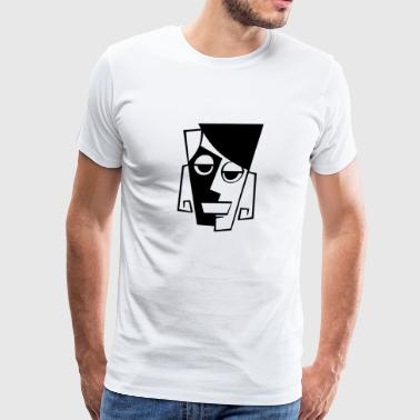 The Smile - Men's Premium T-Shirt