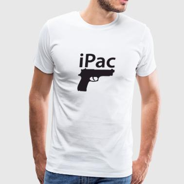 Ipac Second Amendment - Men's Premium T-Shirt