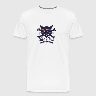 Alley Cats - Men's Premium T-Shirt