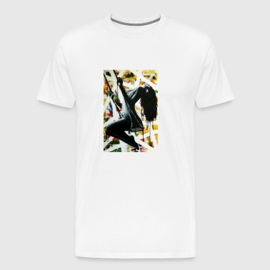 The Swing - Men's Premium T-Shirt