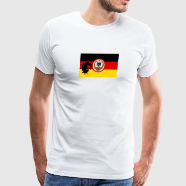 Rosa Luxemburg - Men's Premium T-Shirt