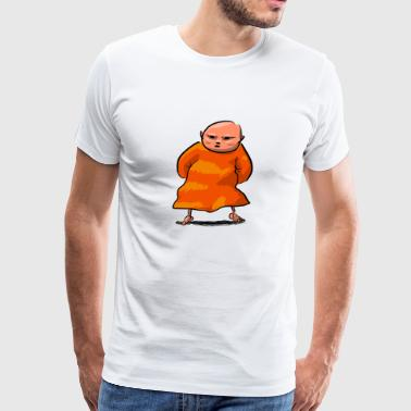 monk - Men's Premium T-Shirt
