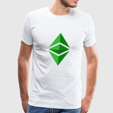 Ethereum Classic - Men's Premium T-Shirt