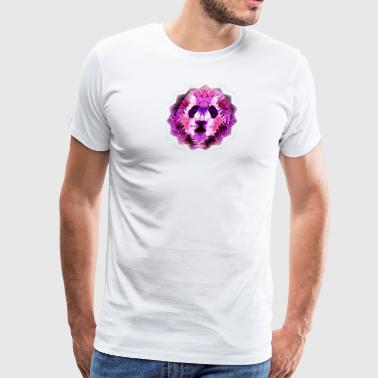 Trippy Panda - Men's Premium T-Shirt