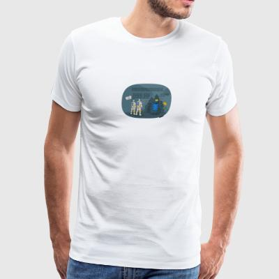 VJocys Alien - Men's Premium T-Shirt