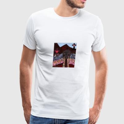 fiat house - Men's Premium T-Shirt